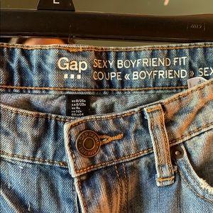 GAP Jeans - Gap boyfriend jeans